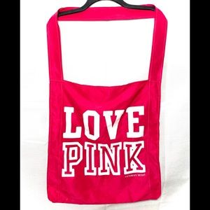 Hot Pink Victoria's Secret PINK Tote
